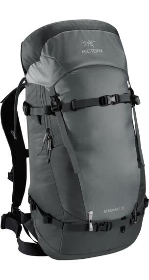 Arc'teryx Khamski 31  - Mochilas trekking y senderismo - gris/negro